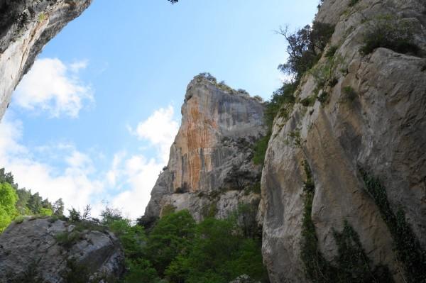 Catalonië, de bergen zijn groots en uitdagend