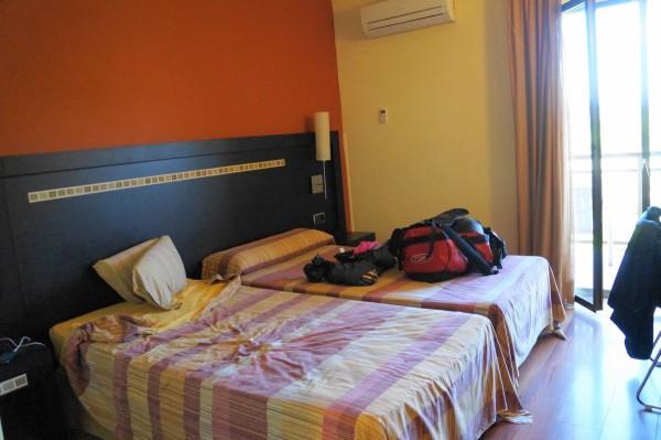 Hotel Terradets slapen